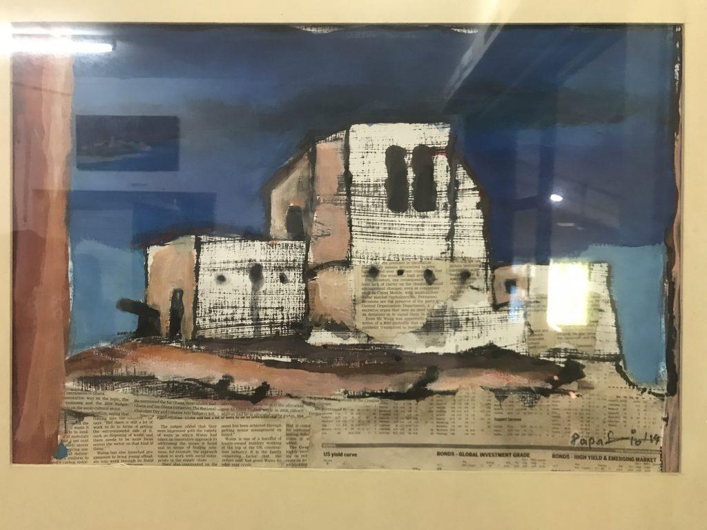 W E B  Dubois Museum Art Show in Accra, Ghana – gwyn rush